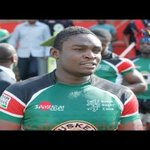Rugby player Mike Okombe stabbed to death by girlfriend