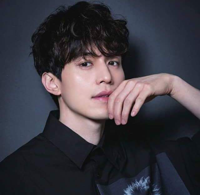 "Happy Birthday to our one and only ""Grim Reaper\"" LEE DONG WOOK"