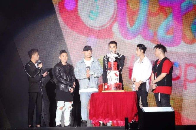 Concert Happy Birthday Kris Wu 27th