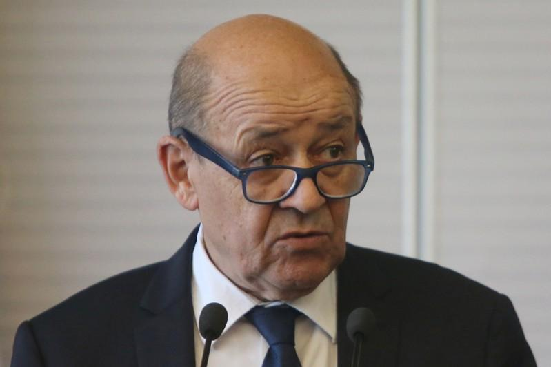 France warns of ballistic proliferation after Houthis target Riyadh