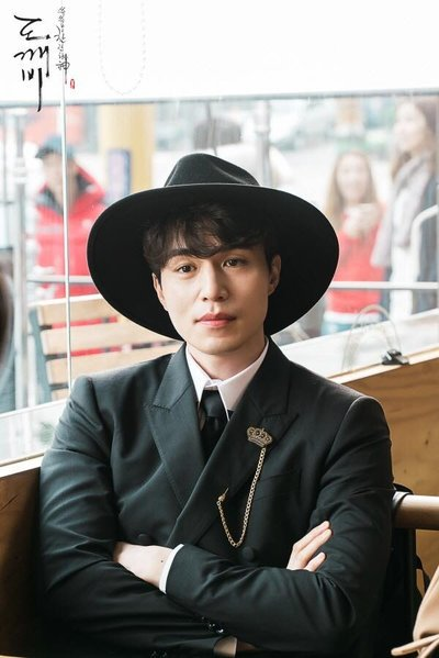 Happy birthday to the most handsome grim reaper in the film history, Lee Dong Wook