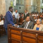 This handshake between UHURU KENYATTA and RAILA ODINGA has divided Kenyans (LOOK)