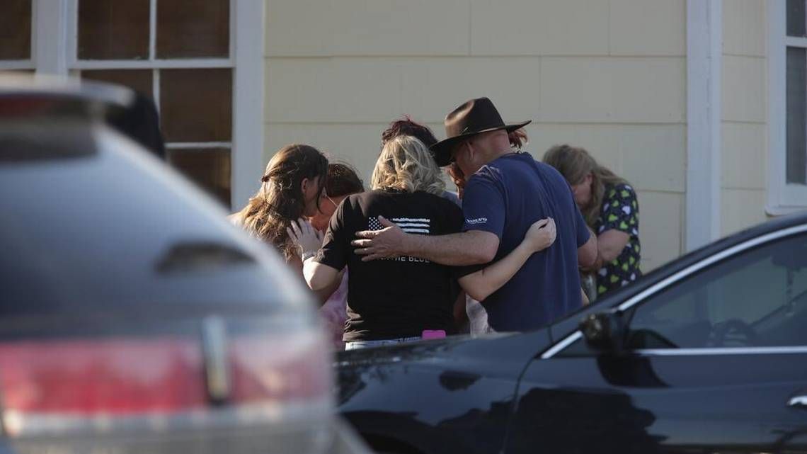 Texas church shooting: Victims of attack at First Baptist Church in Sutherland Springs include pastor's daughter | The Kansas City Star