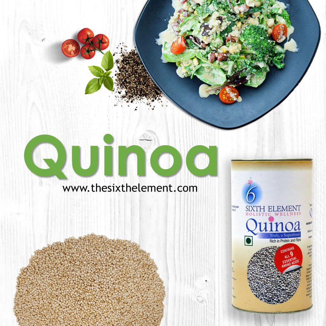 Did you know? Quinoa has the perfect balance of all nine amino acids that's essential for human nutrition!! #quinoa #health #nutrition https://t.co/h0nQqF2eMP