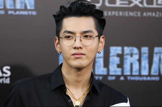 Happy Birthday to the beautiful actor Kris Wu!