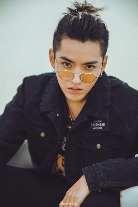 Happy Birthday to my man Kris Wu, I love you forever~~