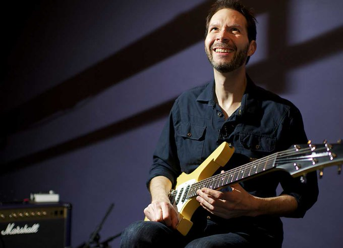 Happy Birthday Paul Gilbert.