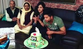 Happy birthday suresh raina in advance