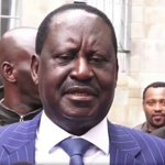 Raila Odinga States the ONLY way Forward after meeting Uhuru in Church |FlipTv