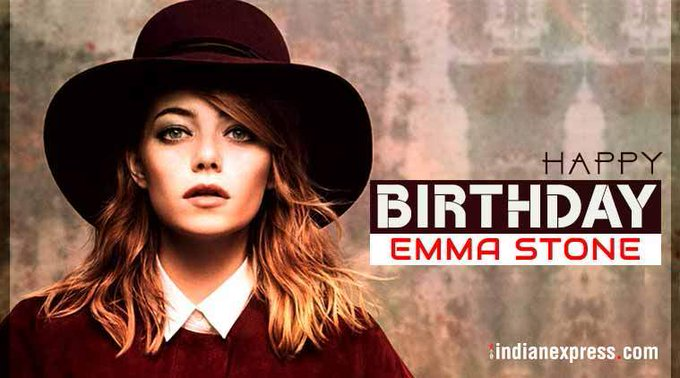 Happy birthday Emma Stone: As she turns 29, here s a look at some of her