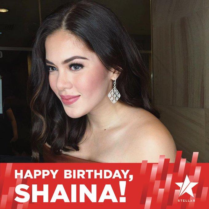 Happy birthday Shaina Magdayao ! Keep on shining.
