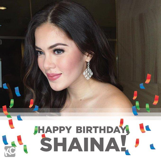 Happy birthday Shaina Magdayao ! Kapamilya Community loves you!
