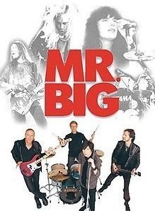 "Mr Big ""Green Tinted Sixties Mind\"" Live Budokan Happy Birthday Paul Gilbert"