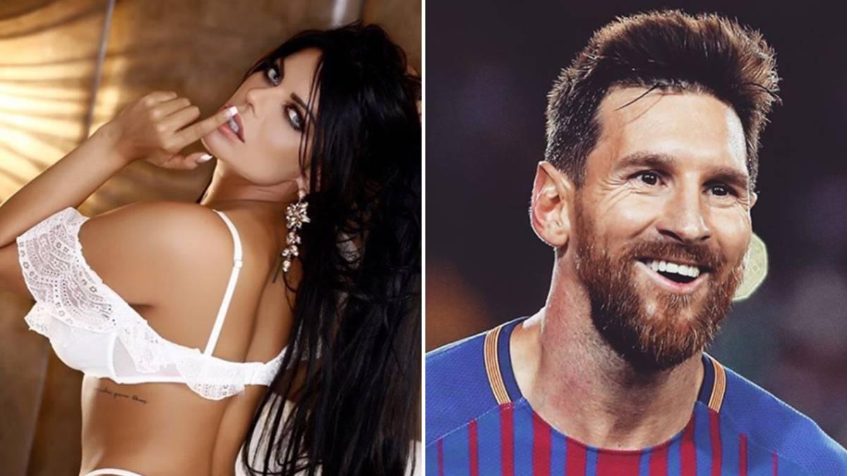 RT @AS_TikitakAS: La picante foto de Miss Bumbum por los 600 partidos de Messi https://t.co/elMAAYKoet https://t.co/PxrKdHFRI4