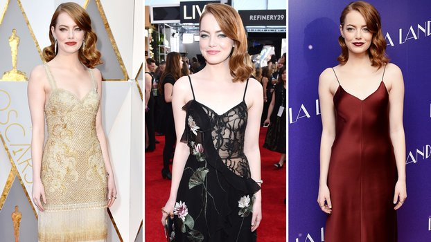 Happy Birthday Emma Stone Relive Her Best Red Carpet Looks (via