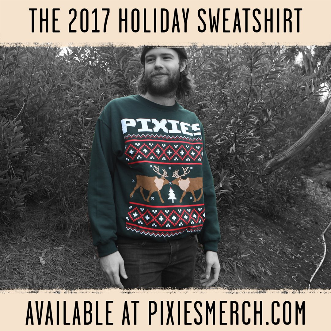 NEW HOLIDAY SWEATSHIRT - buy now at: https://t.co/G2g8e6VWZd https://t.co/M3fMHvBXDS