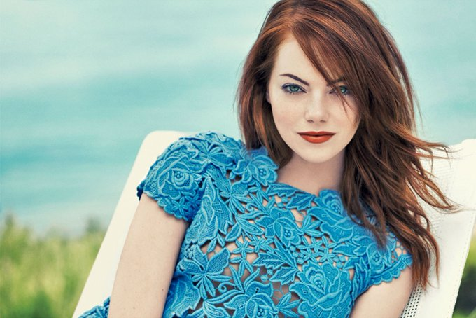 Fueled By Death Cast wishes a very Happy Birthday to academy award winner Emma Stone today!