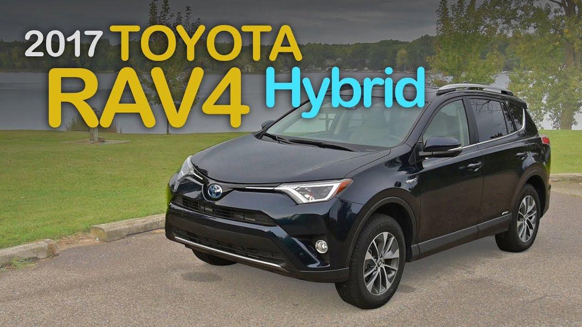 2017 Toyota RAV4 Hybrid Review: Curbed with Craig Cole - Dauer: 7 Minuten, 11 Sekunden