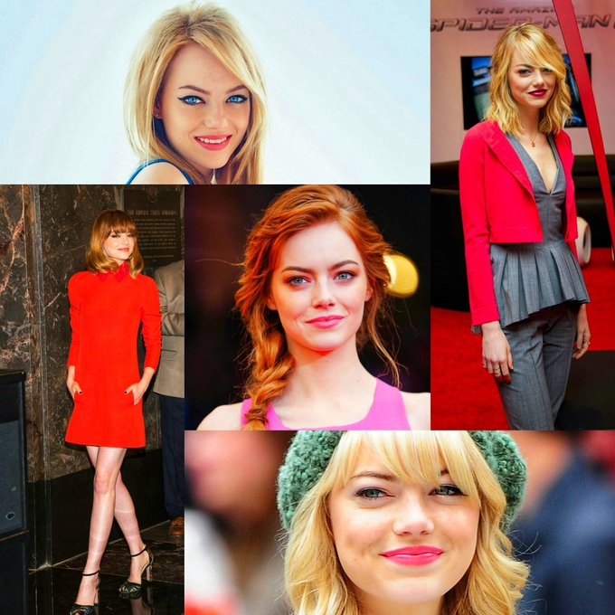 Happy Birthday to the awesome and gorgeous, Emma Stone