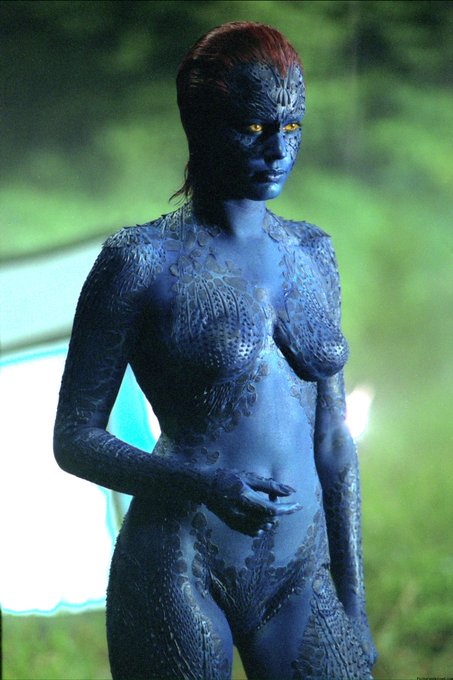 Happy Birthday to original Mystique actress, Rebecca Romijn. Have a great day!