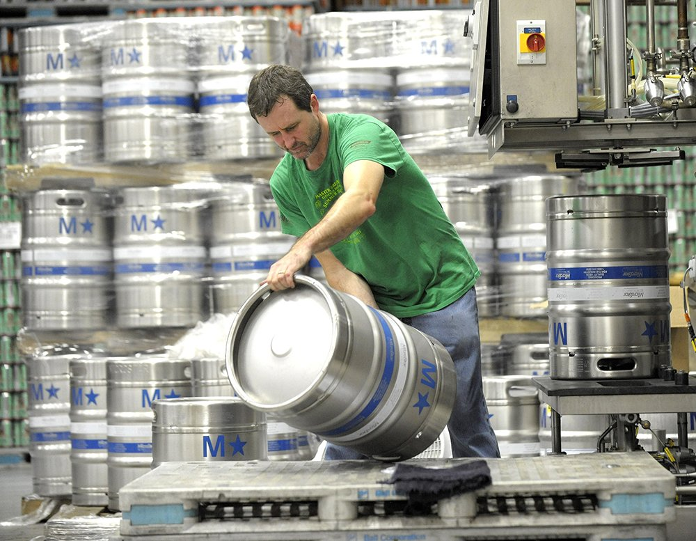 Legislature votes to repeal Michigan's keg tag law