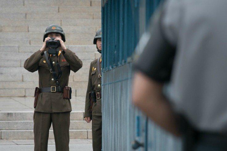 Trump's North Korea talk is driving war fears