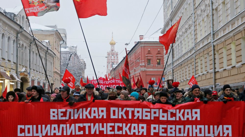 Opinion: The legacy of Soviet communism in Russia