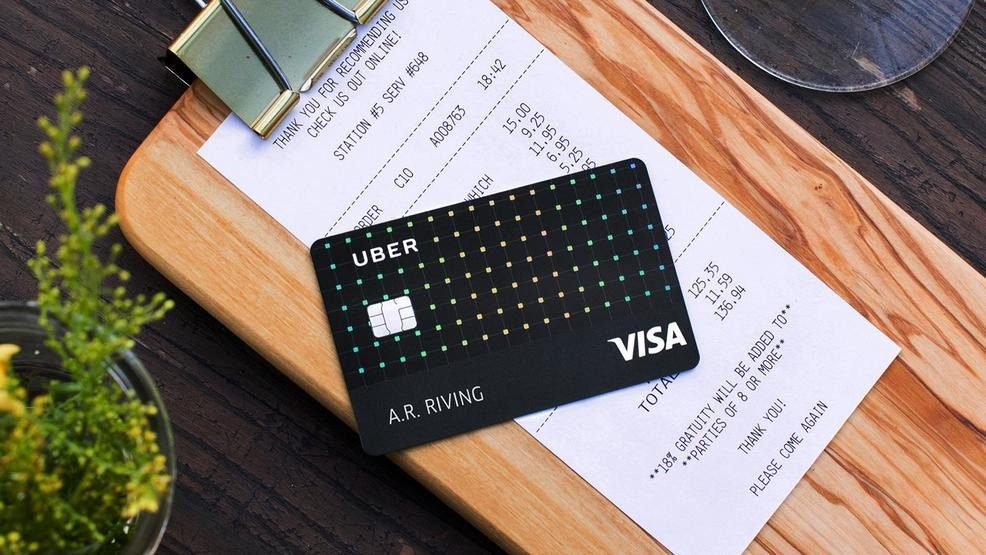 Uber rides into credit card market with no-fee card
