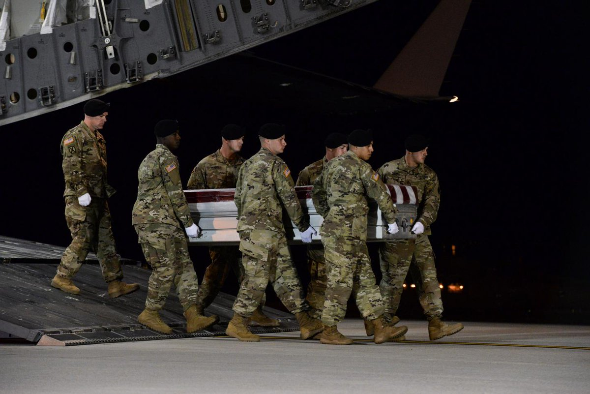 New video footage offers clues about U.S. soldiers killed in an ISIS ambush in Niger