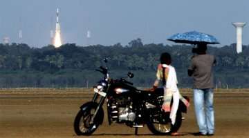 India gears up for second Moon mission