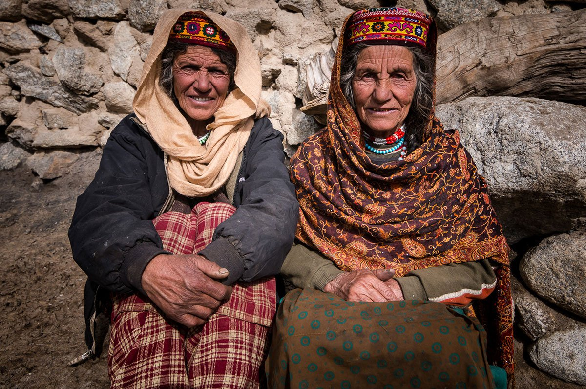 These women are the custodians of a fading ancestral knowledge in Pakistan