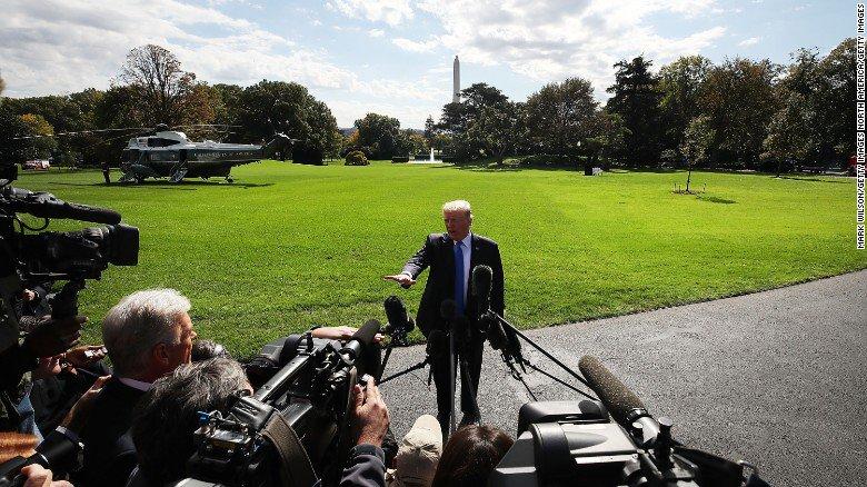 CNN trump press conference