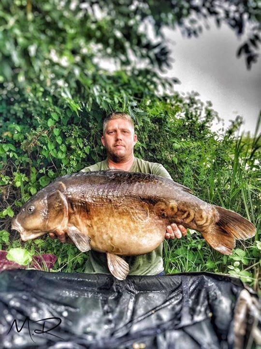 Still my UK 🇬🇧 #MirrorCarp PB. #Fishing #CarpFishing #Carpy #Carp 👊🏻🎣 https://t.co/rR