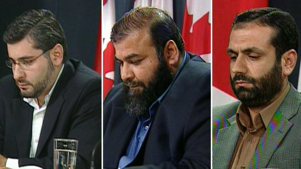 ICYMI: Feds pay $31.3M settlement to 3 men unjustly imprisoned in Syria