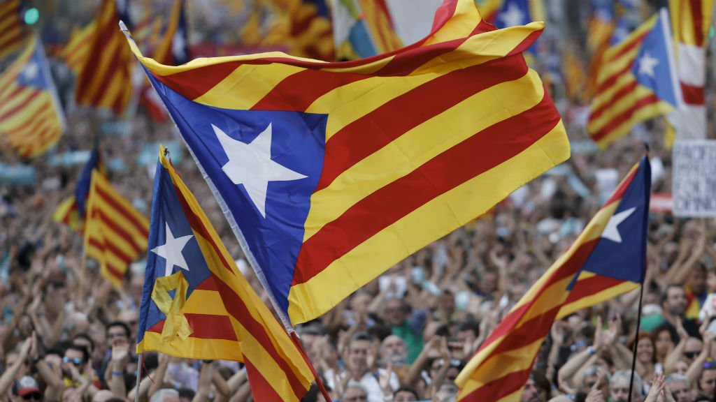 Video: Catalans consider seceding before Spain can act