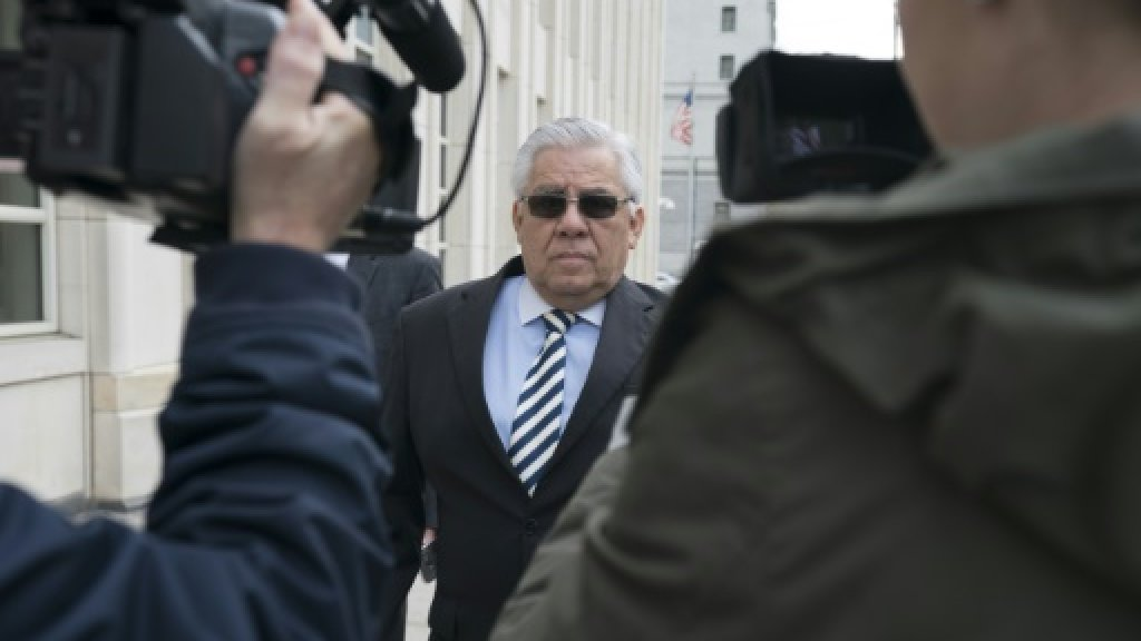 Football: US judge sentences Guatemalan to 8 months in FIFA scandal