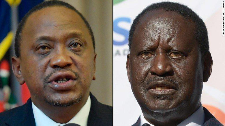 How Kenya's presidential election unraveled