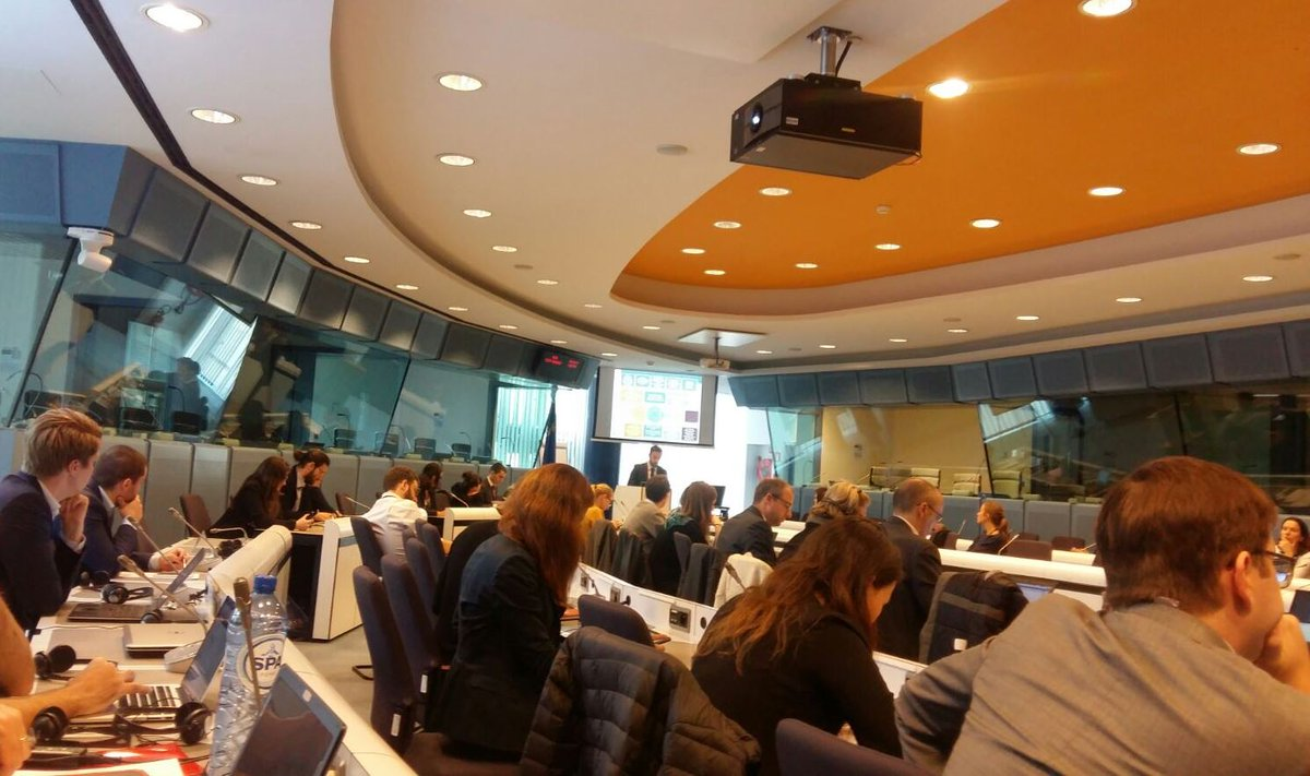 test Twitter Media - Anche quest'anno Iniziativa partecipa agli Energy Info Days @EU_H2020 a Bruxelles.  Leggi di più sul nostro sito ->https://t.co/9DiCkhBXkO https://t.co/U9HoS1I4JP