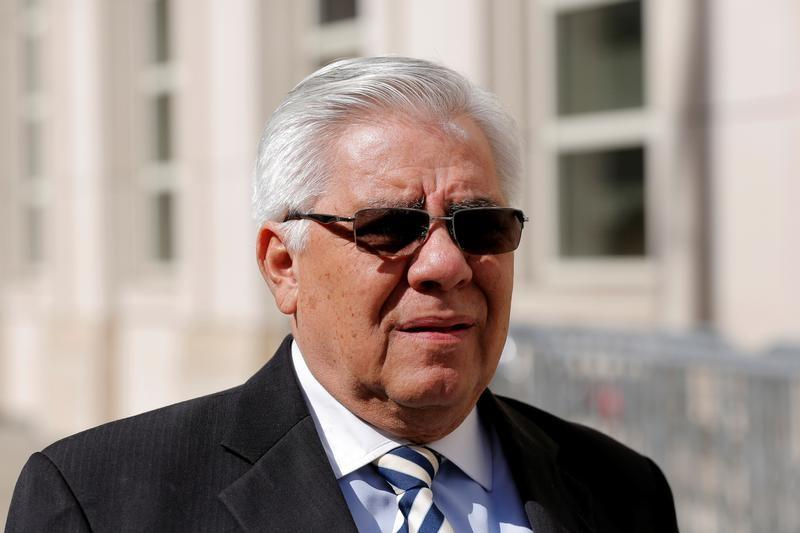 Former Guatemalan judge sentenced to eight months in FIFA bribery case