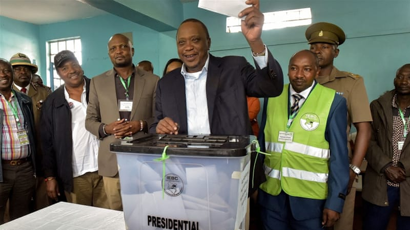 Ten things you need to know about Kenya's vote rerun