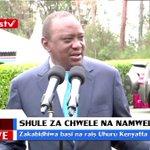 Shule mbili eneo la Bungoma kukabidhiwa basi na rais