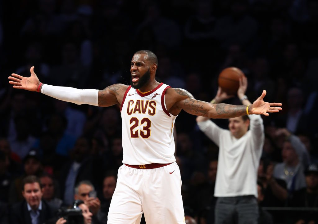 LeBron James has just one goal left for what's left of his NBA career