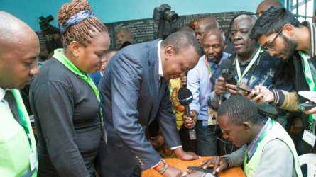 Uhuru says Kenya is mature democracy that rest of Africa can emulate