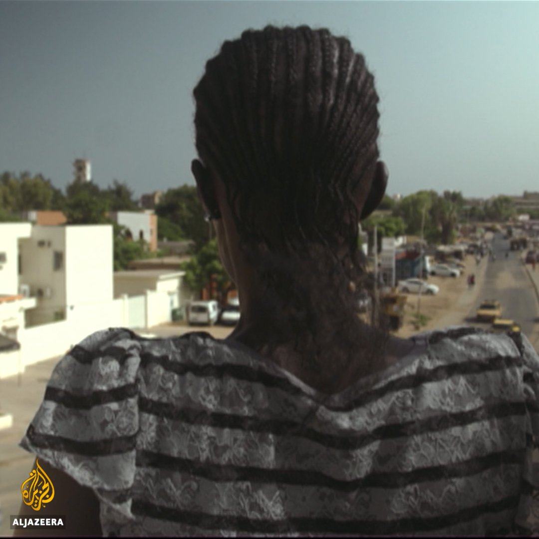 8.5% of brides in Senegal marry younger than 15-years-old.Ndey is one of them.