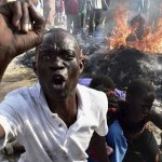 1 dead as Kenya cops, protesters clash during election