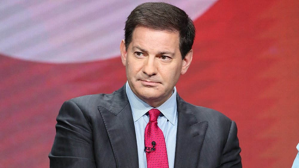 Mark Halperin suspended as NBC News contributor following sexual harassment allegations