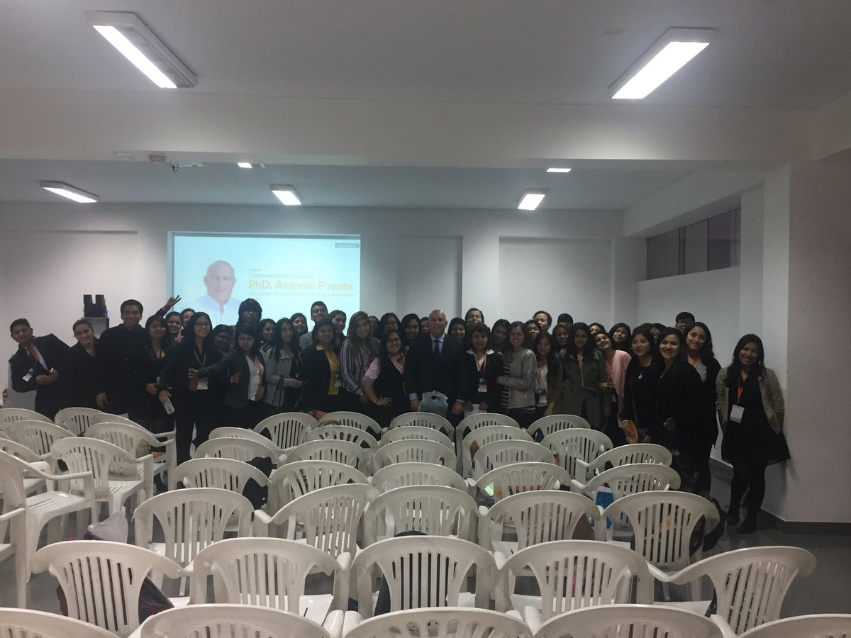 test Twitter Media - The future of Peruvian Psychology at the Universidad Autónoma del Peru in Lima. Bright future and ample horizons. https://t.co/JKnBGQo6fn