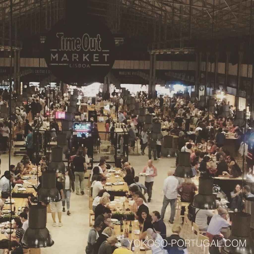 test ツイッターメディア - 食べ物工場、リベイラ市場。リスボンの人気レストランが大集合です。 #リスボン #ポルトガル https://t.co/PcwKE5V906