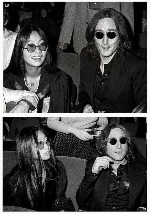 Happy birthday dear - These pictures show certainly very happy times for John Lennon with you!
