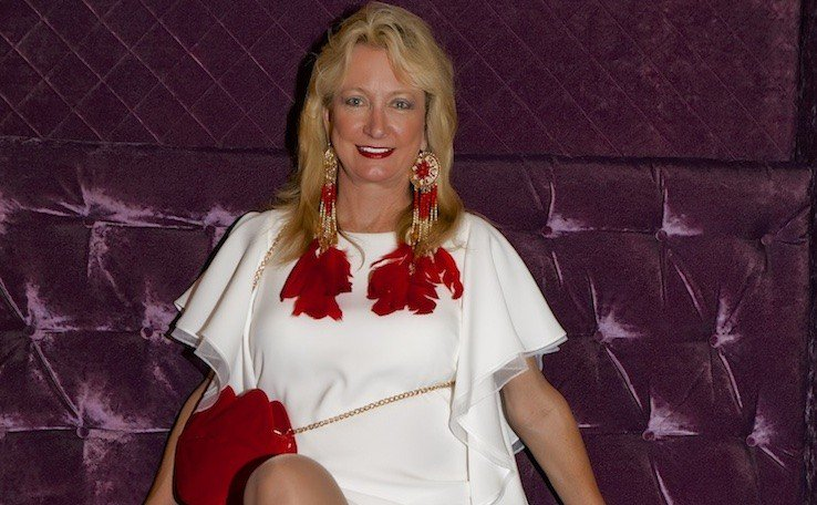 Artists and Musicians Remember Jeanne Blanton, the 'Santa Clausette' of Deep Ellum